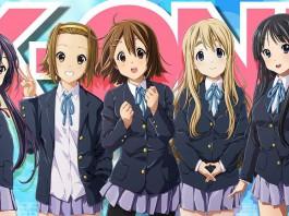 K-On!, uno dei più divertenti anime scolastici dell'ultimo periodo