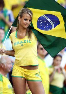 Il Brasile ospiterà la prossima coppa del mondo di calcio