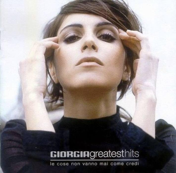 Il Greatest Hits di Giorgia