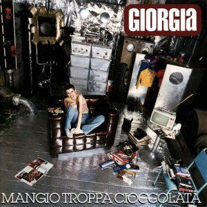 Mangio troppa cioccolata, disco di Giorgia