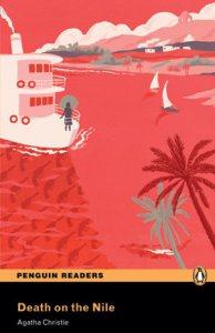 La copertina di uno dei gialli di Agatha Christie semplificati per principianti dell'inglese