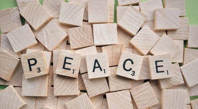 I bambini e la pace nel mondo