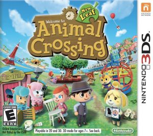 Animal Crossing New Leaf per Nintendo 3DS