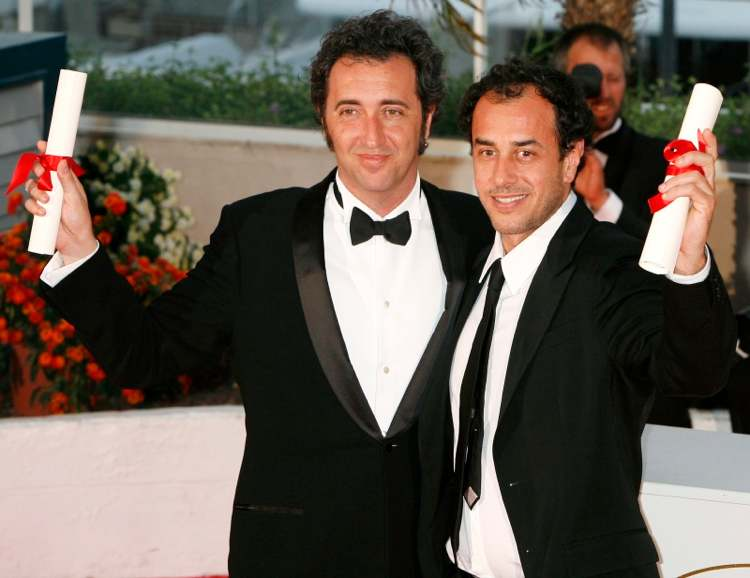 Matteo Garrone e Paolo Sorrentino
