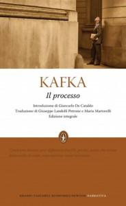 Il processo di Franz Kafka, uno dei più celebri romanzi esistenzialisti