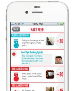 Kahnoodle, buona app per coppie