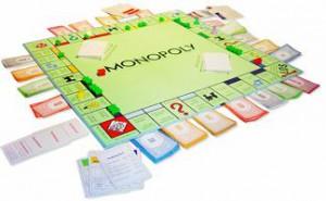 Il Monopoly, uno dei più venduti giochi da tavolo di ogni epoca