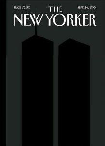 La copertina post-11 settembre firmata da Art Spiegelman e Françoise Mouly