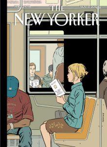 La copertina di Adrian Tomine per il New Yorker dell'8 novembre 2004