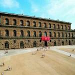 Facciata di Palazzo Pitti