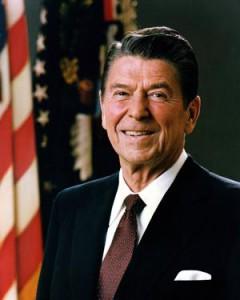 Ronald Reagan è il più celebre degli attori diventati politici