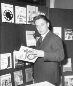 Gianni Rodari, autore di molte favole ma anche di poesie di Pasqua per bambini