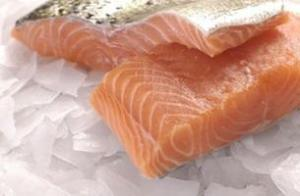 Il salmone è ricco di omega-3