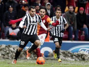 La Juventus di Carlos Tevez