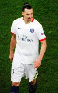 Il PSG di Zlatan Ibrahimovic (foto di Ben Sutherland via Flickr)