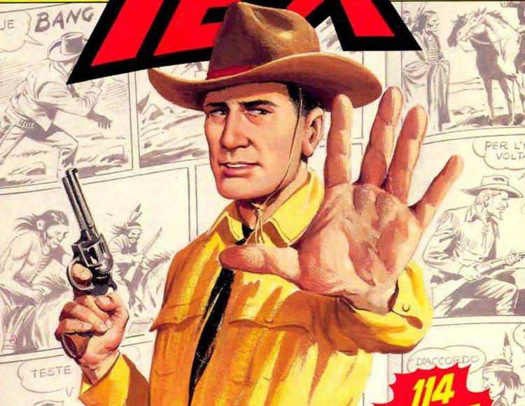 I fumetti di Tex Willer sono tra i più venduti al mondo