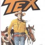 Tex a colori realizzato da Ticci