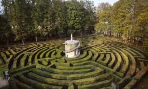 Il labirinto di Villa Pisani a Stra