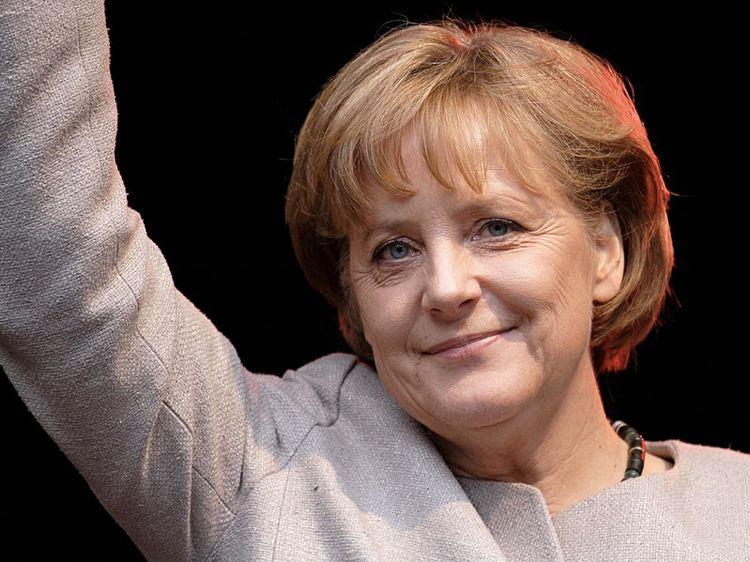 Angela Merkel, secondo i nostri lettori la prima tra le persone più influenti al mondo (foto di א Aleph via Wikimedia Commons)