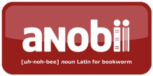 Il logo di aNobii