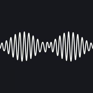 La copertina di AM degli Arctic Monkeys