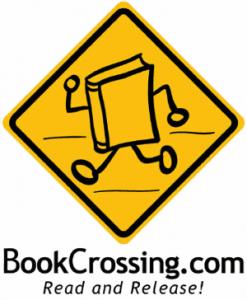 Il logo del BookCrossing