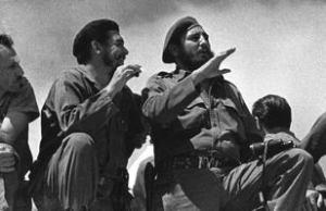 Fidel Castro e Ernesto Che Guevara
