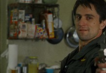 Robert De Niro alias Travis Bickle in Taxi Driver