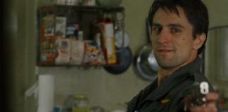 Robert De Niro alias Travis Bickle in Taxi Driver