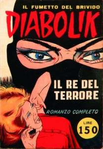 Diabolik 1, nettamente il fumetto di Diabolik di maggior valore