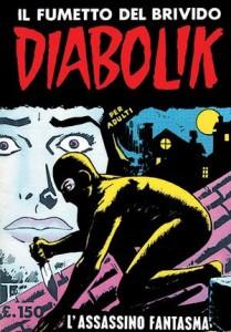 Diabolik 6 - L'assassino fantasma
