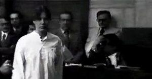 Un fotogramma di Processo di stupro, documentario che sconvolse l'Italia
