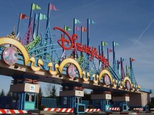 L'ingresso di Disneyland Paris