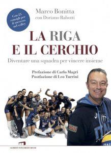 La riga e il cerchio, libro di Marco Bonitta sulla pallavolo e i suoi segreti