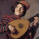 Il suonatore di liuto di Hals