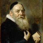 Ritratto di Hendrik Swalmius di Hals