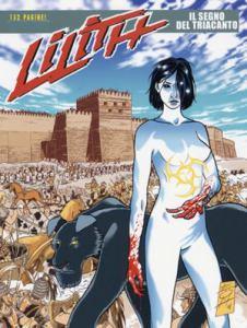 La copertina del primo numero di Lilith