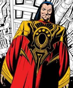 Il Mandarino, forse il principale tra i nemici di Iron Man