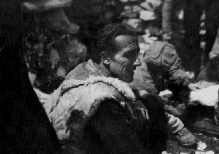 Nuto Revelli, uno dei più famosi comandanti partigiani