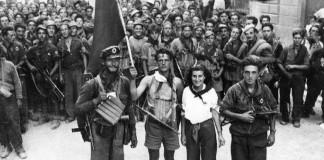 Partigiani in festa