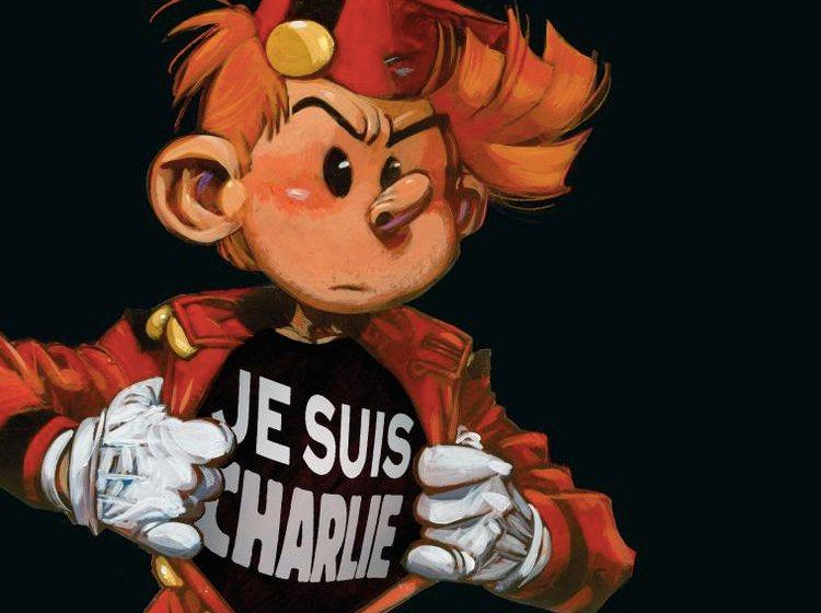 Cinque famosi personaggi del fumetto francese e belga cinque cose