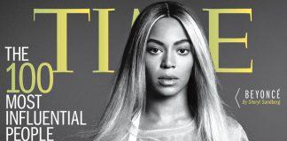 La copertina di Time dedicata alle 100 persone più influenti e famose