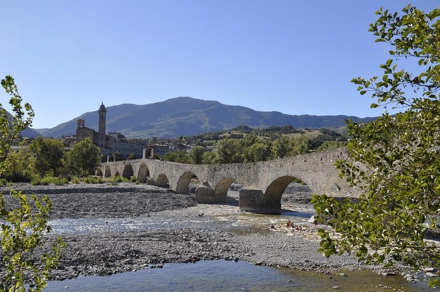 Il ponte romano di Bobbio