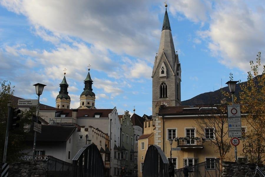 Veduta di Bressanone