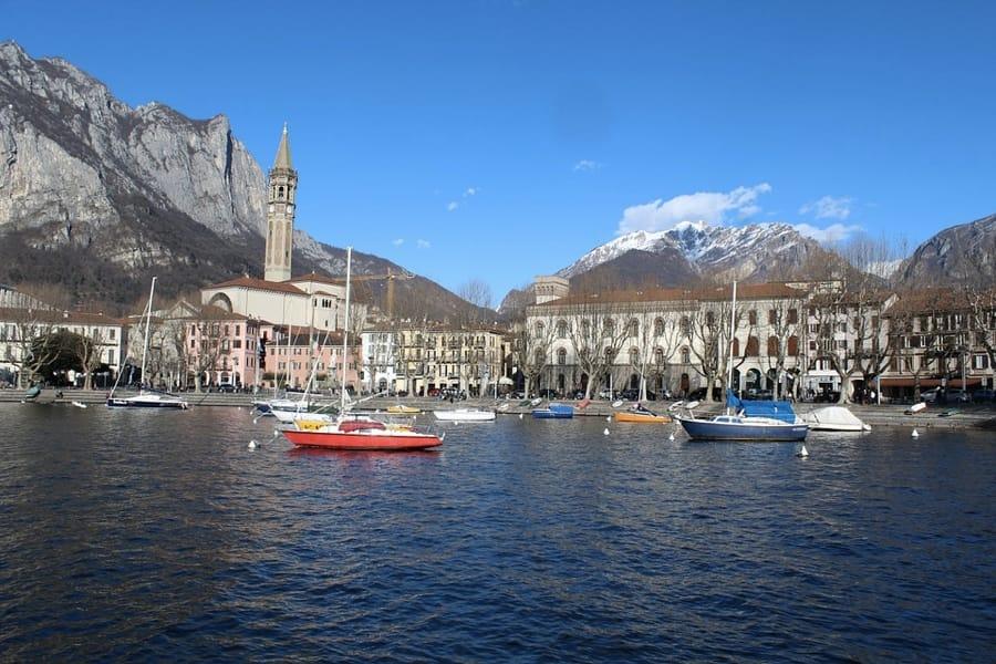 Lecco sul Lago di Como