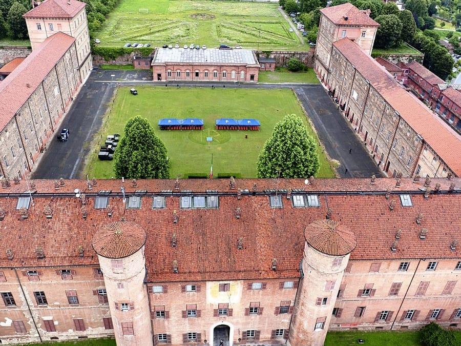 Il castello di Moncalieri