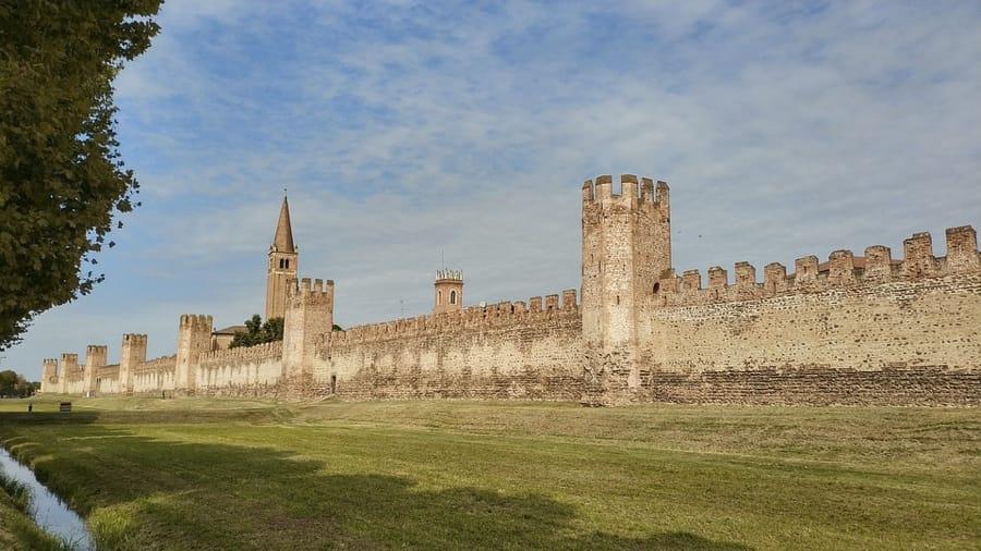 Il castello di Montagnana