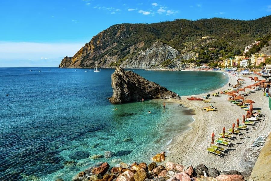 Monterosso, nelle Cinque Terre