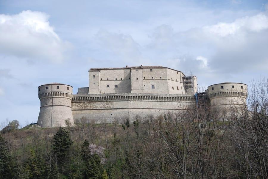 Il castello di San Luca