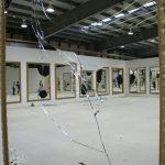 Gli specchi rotti di Pistoletto (foto di ume-y via Flickr)